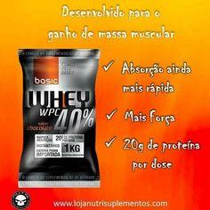 6315b91bd Produtos da Loja Nutri Suplementos · Comece pelo básico!! Se o seu objetivo  é ganhar massa muscular magra