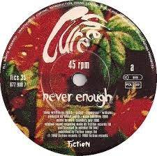 The Cure  Never Enough