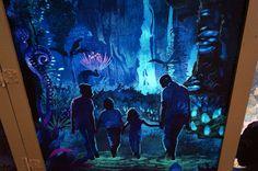 First Look: Pandora: The World of Avatar Avatar Land, Disney Annual Pass, Pandora, World, Painting, Art, Art Background, Painting Art, Kunst