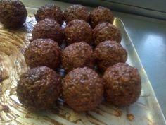 Sicilian Donkey's Chocolate arancini - now available @EDTSE22