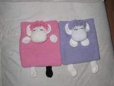 Pyjama bags / hot water bottle cozies