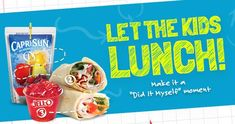 Let the Kids Lunch This School Year With Kraft Heinz and Walmart! Empowering kids with lunch prep means one less thing on parents' to-do list. #ad #LetTheKidsLunch #DidItMyself #KraftHeinzEasyLunch #WalmartBTS South Hadley, Kraft Heinz, East Point, Greenwood Village, Prepped Lunches, Southampton, Cool Kids, Kid Stuff, Las Vegas