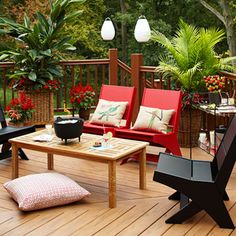Landscaping and garden makeovers