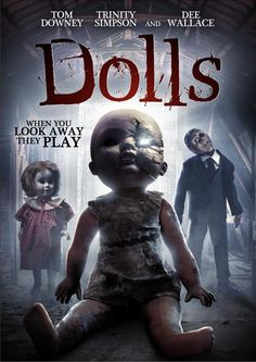 Dolls poster, t-shirt, mouse pad New Movies In Theaters, Good Movies On Netflix, Good Movies To Watch, Top Movies, Scary Movies, Imdb Movies, 2015 Movies, Movies Online, Free Horror Movies