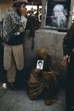Kabul, Afghanistan - Steve McCurry