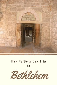 Want to visit Bethlehem on a day trip from Jerusalem or Tel Aviv? Here's how to get there, what to expect, churches and holy sites, culture, travel tips and where to stay in Bethlehem. This is the easiest way to see the West Bank! #bethlehem #israel #palestine #holyland #visitbethlehem #westbank #daytrips #culture #thingstodo Israel Travel, Egypt Travel, Asia Travel, Travel Tips, Bermuda Vacations, Bahamas Vacation, Dubai Destinations, Amazing Destinations, Bethlehem Israel
