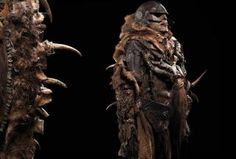 The Lord of the Rings: The Two Towers - Orc Armour Weta Workshop