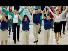 Dubai Airports Flash Mob