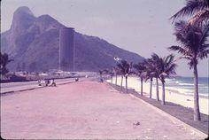 S. Conrado - Hotel Nacional  -  década de 70