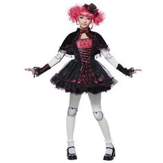 Cat Costumes For Teenage Girls Victorian Doll Costume Tween