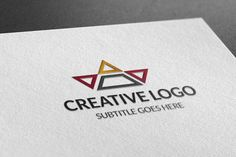 Check out Creative Logo by BDThemes Ltd on Creative Market