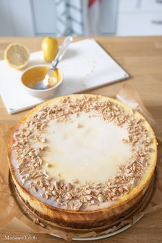 Baklava Cheesecake, Food Art For Kids, Cheesecakes, Cake Recipes, Deserts, Food And Drink, Favorite Recipes, Sweets, Cookies