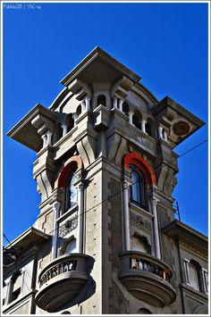 URUGUAY | Montevideo - a veces caminando por las calles, no nos fijamos en los detalles de los edificios.