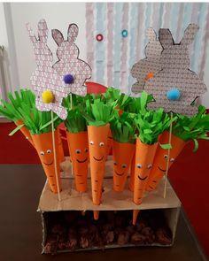 蔬菜 Makeup Trends 2019 makeup trends for summer 2019 Valentine Crafts For Kids, Paper Crafts For Kids, Easter Crafts, Diy For Kids, Diy And Crafts, Arts And Crafts, Valentines, Art N Craft, Craft Stick Crafts
