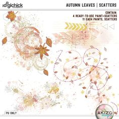 Autumn Leaves | Scatters