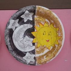 day and night craft idea for kids (2) | Crafts and Worksheets for Preschool,Toddler and Kindergarten