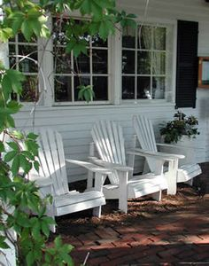 need some muskoka chairs for the backyard...and if we ever build a front porch.