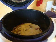 Endives braisées sauce jambon !!!cookeo usb