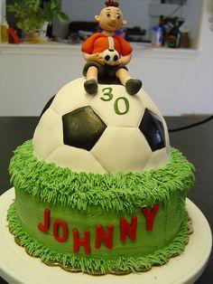 Hubbys 30th Birthday cake?