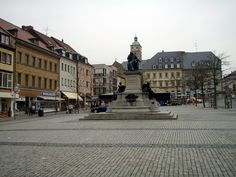 Schweinfurt, Germany. Lived here in 1994-1996. I truly miss it and would love to go back!