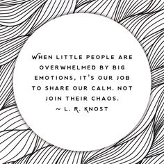 We are here to help with those big emotions! #MentalHealthAwarenessMonth