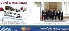 Mendoza: Se presenta la Orquesta Municipal de Las Heras