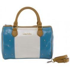 Alfio Young Brilliant Blue Handbag