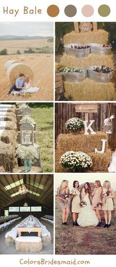 Western Cowboy Country Theme Wedding Ideas from HotRef.com ...