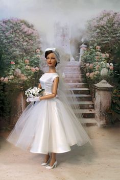 Beautiful pictures funny wedding dresses that inspire us Funny Wedding Dresses, Funny Dresses, Barbie Wedding Dress, Wedding Doll, Barbie Dress, Bridal Dresses, Wedding Gowns, Flower Girl Dresses, Bride Dolls