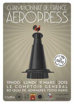 2015 French Aeropress Championship