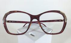 Christian Dior Mod:2456 1980s, Vintage Rare Eyeglasses, Genuine Original 80s Christian Dior NOS