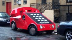 Think you've seen some pretty crazy cars? Check out these photos of ...