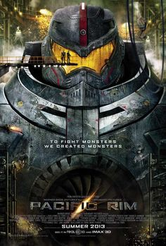 Pacific Rim 11x17 Movie Poster (2013)