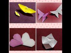 Boat, heart, butterfly, fortune teller - YouTube