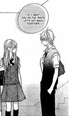 Hana kun to koisuru watashi. I could see myself saying this..