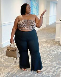 Thick Girl Fashion, Plus Size Fashion For Women, Black Women Fashion, Curvy Fashion, Plus Size Women, Thick Girls Outfits, Curvy Girl Outfits, Plus Size Outfits, Looks Plus Size