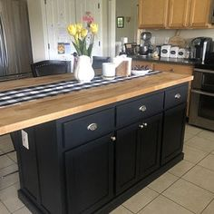 Custom Kitchen Island with Seating Item 155 Handmade Kitchens, Custom Kitchens, Roll Out Shelves, Spice Rack Organiser, Shaker Style Kitchens, Rev A Shelf, Cabinet Dimensions, Kitchen Island With Seating, Thing 1