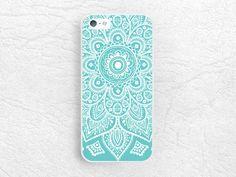 Mandala floral lace pattern phone case for iPhone 6, Sony z1 z2 z3 compact, LG g2 g3 nexus 5, HTC one m7 m8, Moto x Moto g, Aztec case -P24