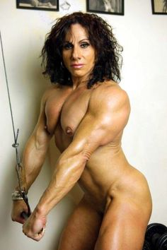 Blogspot nude muscle girls