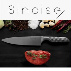 A Sharp Knife is a Chef's Best Friend 💪🏻 Shun Knives, Thing 1, Specialty Knives, Professional Chef, Knife Sharpening, Kitchen Sets, Chef Knife, Kitchen Knives, Home Kitchens