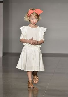 this is the most beautiful soul in the world everyone!! EMMERY!! <3  petitePARADE / Kids Fashion Week, NYC October 2015