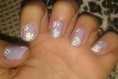 Flowers Nails, Flowers, Painting, Beauty, Finger Nails, Beleza, Ongles, Painting Art, Nail