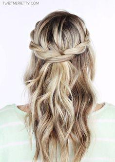 Flechtfrisuren-Twisted-Crown-Braid