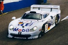 7 - Porsche 911 GT1 Evo #006 - Porsche AG FIA GT Championship Donington 1997