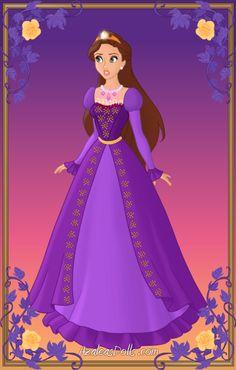 Rapunzel's Mother by kawaiibrit.deviantart.com on @deviantART