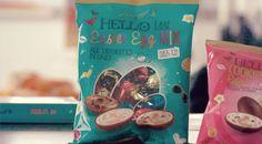 HELLO Oster-Mischbeutel Die Probepackungen wurde von Lindt & Sprüngli zur Verfügung gestellt.