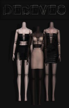 Sims 4 CC's - The Best: Clothing by Carla Debevec