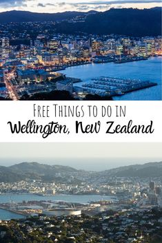 Whether you live there or are visiting, there are plenty of Free Things to do in Wellington, New Zealand! Check out these fun activities! Travel With Kids, Family Travel, Capital Of New Zealand, Hawaii, Wellington New Zealand, Destinations, New Zealand Travel, Free Things To Do, Travel Guides