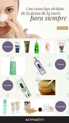 Productos de piel grasa