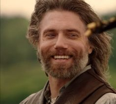 """Anson Mount as Cullen Bohannan on HELL ON WHEELS """"Can I tell him?"""" ( On General changing name of Durant, WY to Cheyenne, WY) This was a cute scene, rare to hear 'Cullen Bohannan' laugh, so it was a rare treat that made the show! Anson Mount, Fictional Heroes, Hell On Wheels, Story Characters, Dream Guy, Good Looking Men, Sexy Men, Hot Men, Pretty People"""